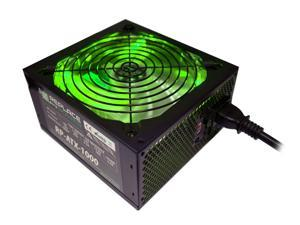 Replace Power RP-ATX-1000W-GN 1000W Gamer ATX Power Supply Green LED