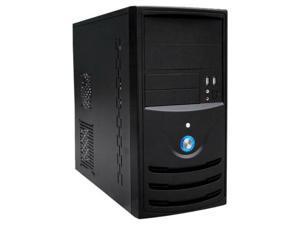 Ark PN01 microATX Tower Computer Case w/ power supply & 80mm Fan mATX Mini-Tower