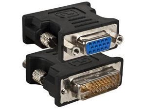 BFG BFG-DVI-I-VGA Tech DVI-I Male to 15-Pin VGA Female Adapter