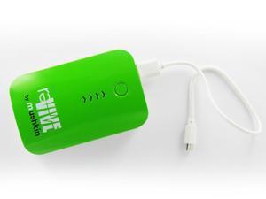 Mushkin reVIVE 6600 mAh Portable Battery Pack (Dual USB: 1A / 2.1A) MKNPBRV-6600