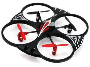 Attop YD-716 4-Channel Remote Control 3 Axis UFO Quadcopter with LED Lights