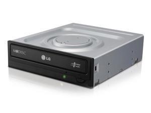 LG GH24NSB0 24x DVD RW DL SATA Drive (Black)