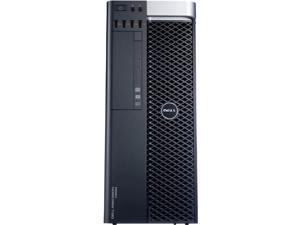 Dell Precision T3600 Workstation Xeon E5-1620 3.6GHz 8GB 500GB w/ FirePro V4800