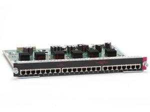 WS-X4424-GB-RJ45 Cisco Catalyst Gigabit Ethernet Switching Module - 24 x 10/100/1000Base-T