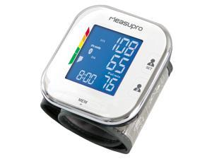 MeasuPro Wrist Digital Blood Pressure Monitor with Heart Rate Monitor