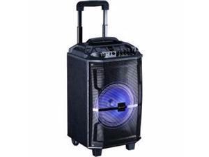 "8"" Pro Bluetooth Speaker With Disco Effect - IQ-5208DJBT"