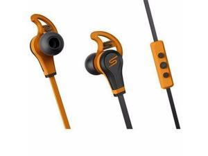 In Ear Wired Hdphones Orange - SMS-EB-SPRT-ORG