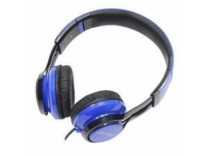 Noise Isolating Headphones Blu - HS3500BLU