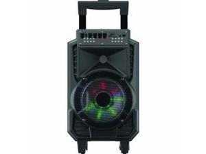 """8"""" Portable Bluetooth DJ Speaker - IQ-3058DJBT"""