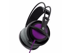 Siberia 200 Headset Purple - 51136