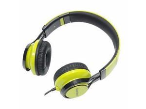 Noise Isolating Headphones Grn - HS3500GRN
