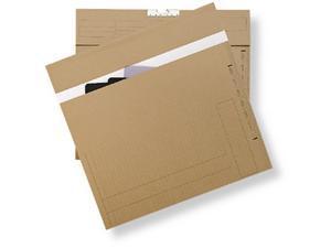 "14"" x 17"" Capacity Jalema Grafi-System Brown Screen Print File (Box of 100)"