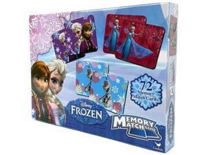 Frozen Memory Match Game by Cardinal