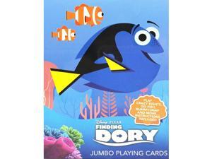 Finding Dory Jumbo Card Deck by Cardinal Games