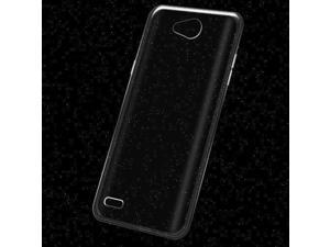 Crystal Soft TPU Full Edge Protective Case Cover f LG Fiesta LTE L64VL Cellphone