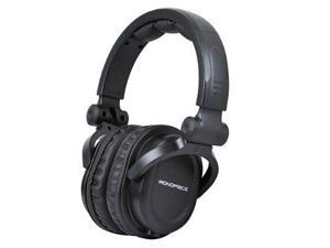 Black New Headphone With Allsop Micro Innovations Behind-The-Neck Headset w