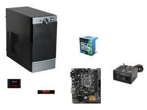 Intel Core i5-6500 Skylake Quad-Core 3.60GHz Desktop Processor + ASUS Intel ATX Motherboards + G.SKILL 8GB DDR4 Memory + Rosewill ATX Tower Case + Rosewill ATX12V Power Supply + SanDisk 120GB SATA III Internal SSD