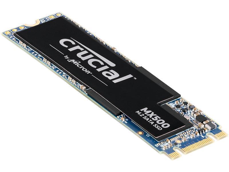 Crucial CT500MX500SSD1 MX500 500GB 3D NAND SATA 2.5 Inch Internal SSD NEW