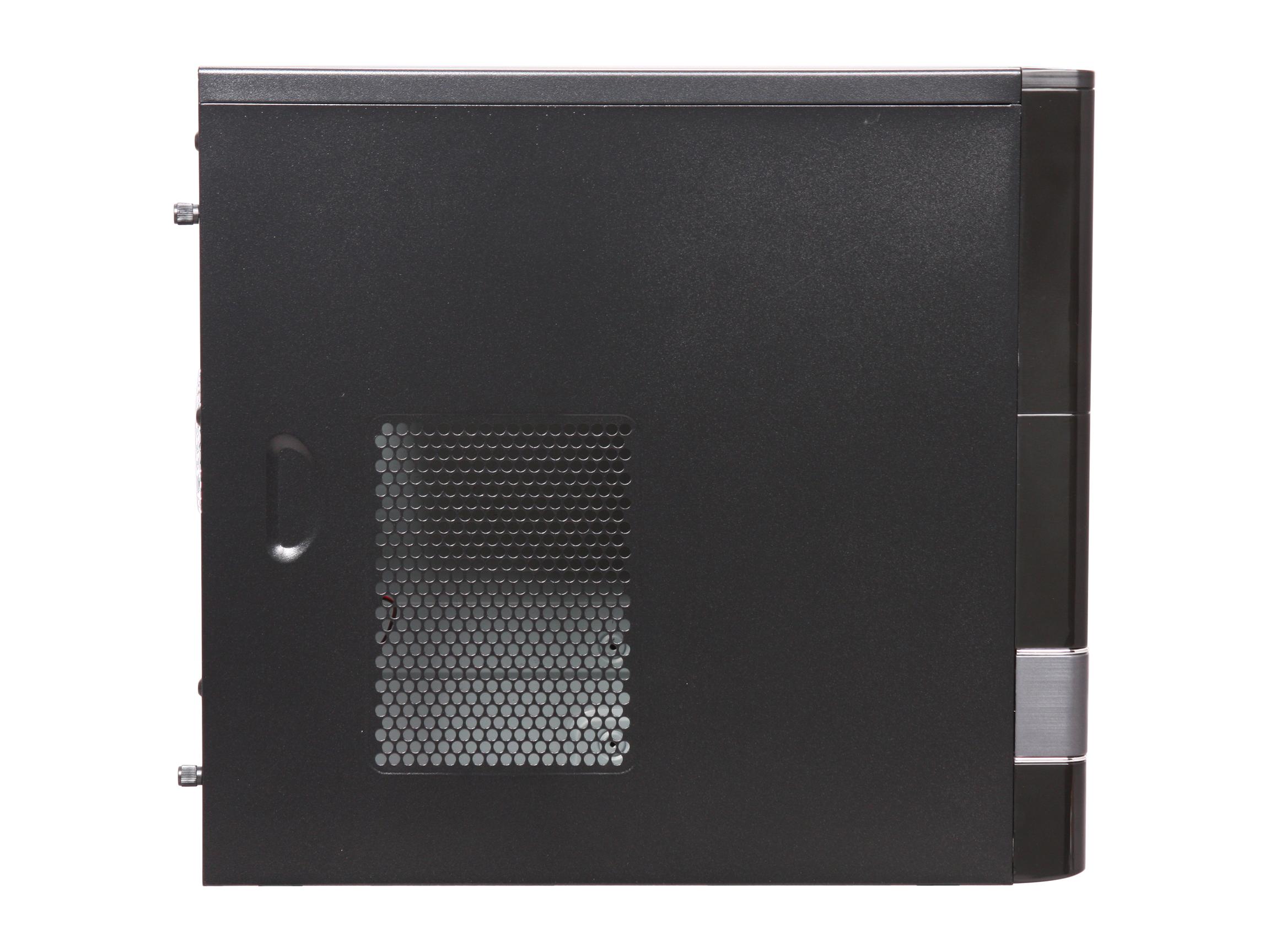 Rosewill Fbm 01 Dual Fans Microatx Mini Tower Black