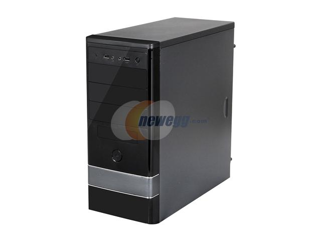 Rosewill FB 03 Dual Fans ATX Mid Tower Computer Case