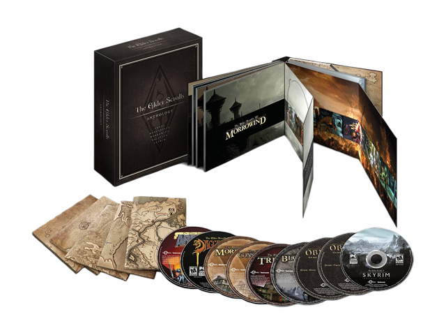 The Elder Scrolls Anthology PC Game