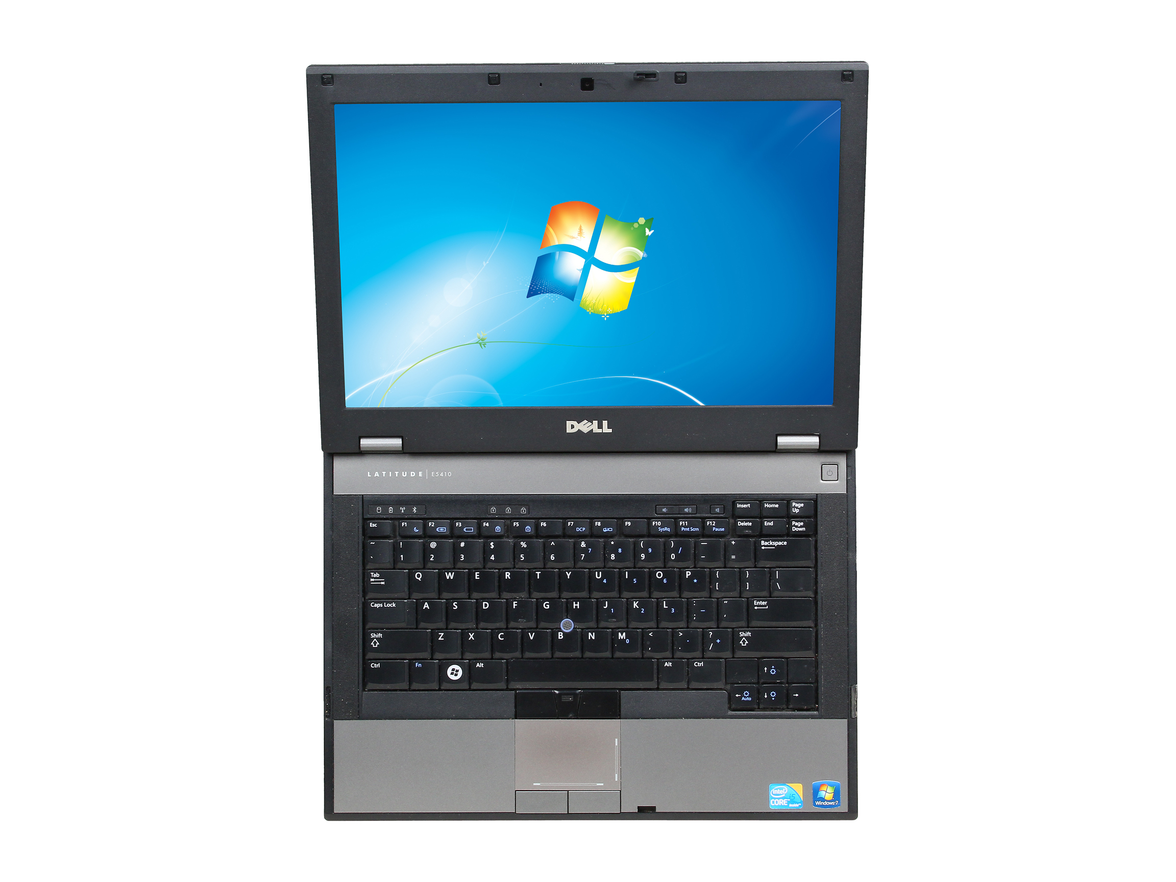 "Refurbished: DELL Latitude E5410 Notebook Intel Core i5 520M (2.40GHz) 4GB Memory 160GB HDD Intel HD Graphics 14.1"" Windows 7 Professional 64-Bit"