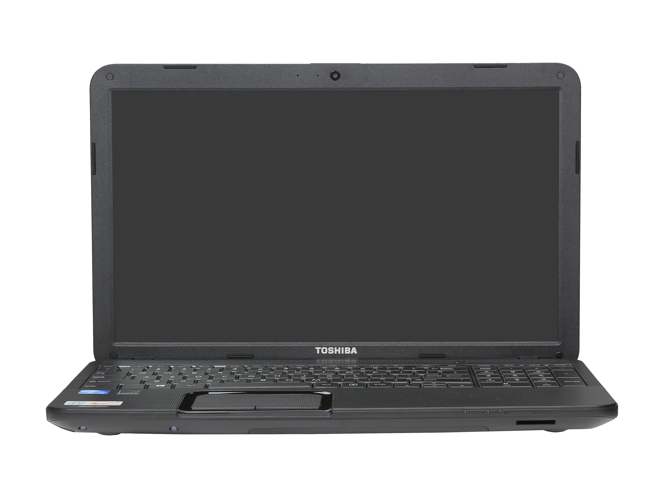 "TOSHIBA Satellite C855-S5346 Notebook Intel Celeron 847 (1.1GHz) 4GB Memory 320GB HDD Intel HD Graphics 15.6"" Windows 8"