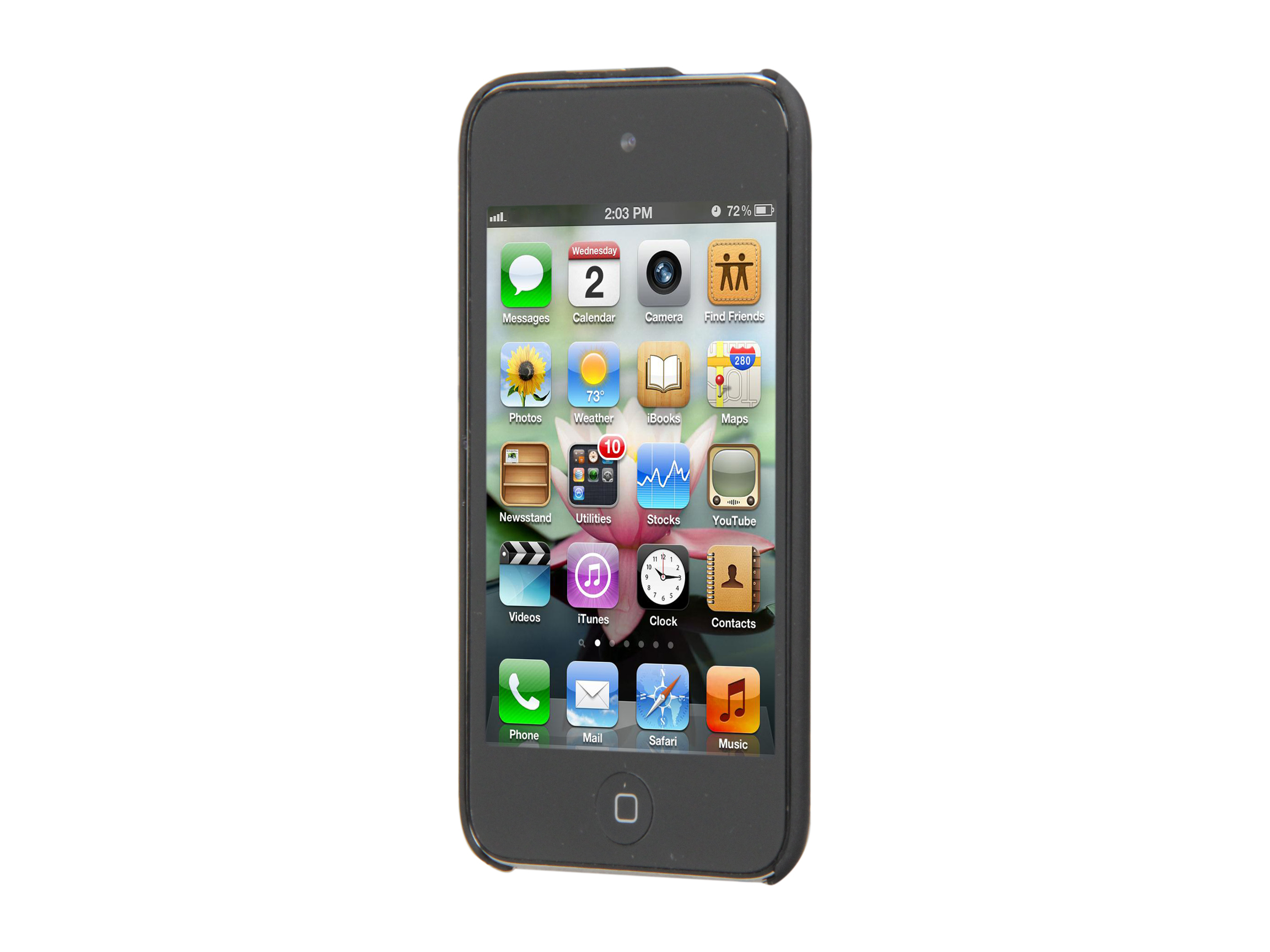 Apple's popular 8GB iPod touch now reaches its 4th generation, offering an incredible iPod, video camera, pocket computer, and portable game player all in a single sleek unit with exceptional battery life.