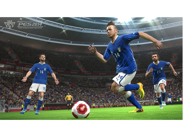 Pro Evolution Soccer 2014 PlayStation 3 KONAMI