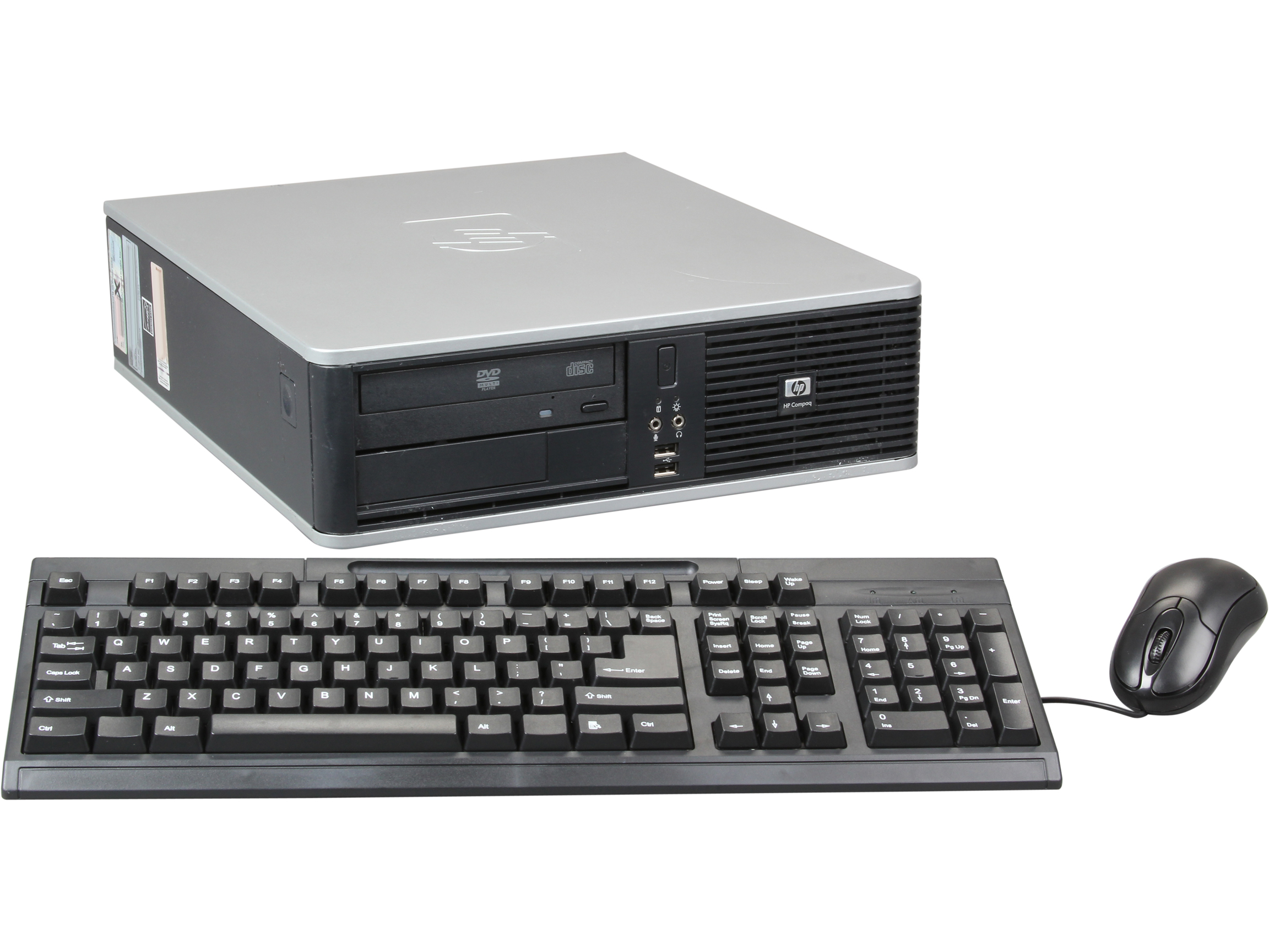 Refurbished: HP DC7900 Small Form Factor Desktop PC Intel Core 2 Duo 2.33Ghz 2GB DDR2 RAM 160GB HDD DVDROM Windows 7 Home Premium