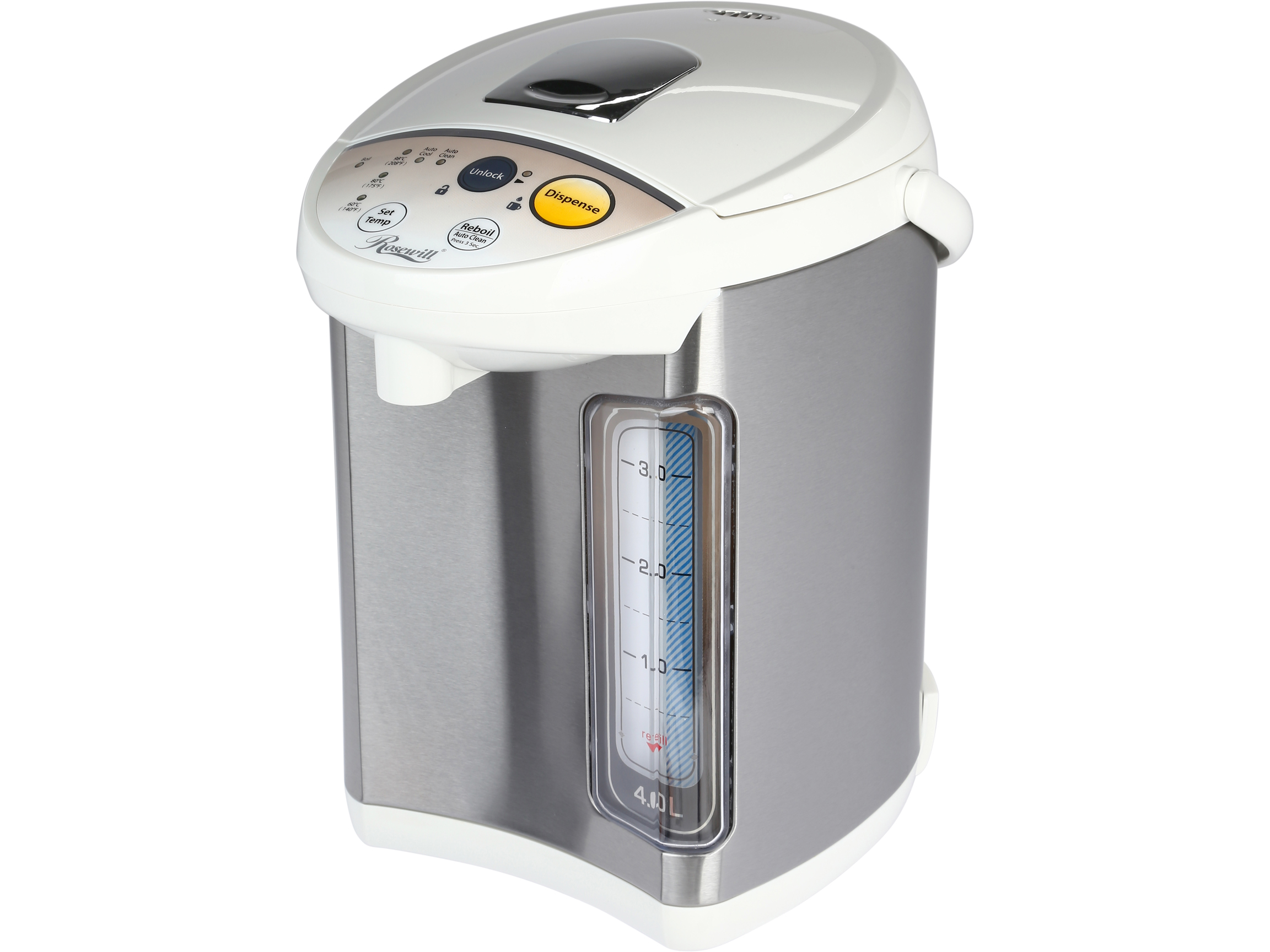 Rosewill Electric Hot Water Boiler and Warmer Hot Water Dispenser 4 ...