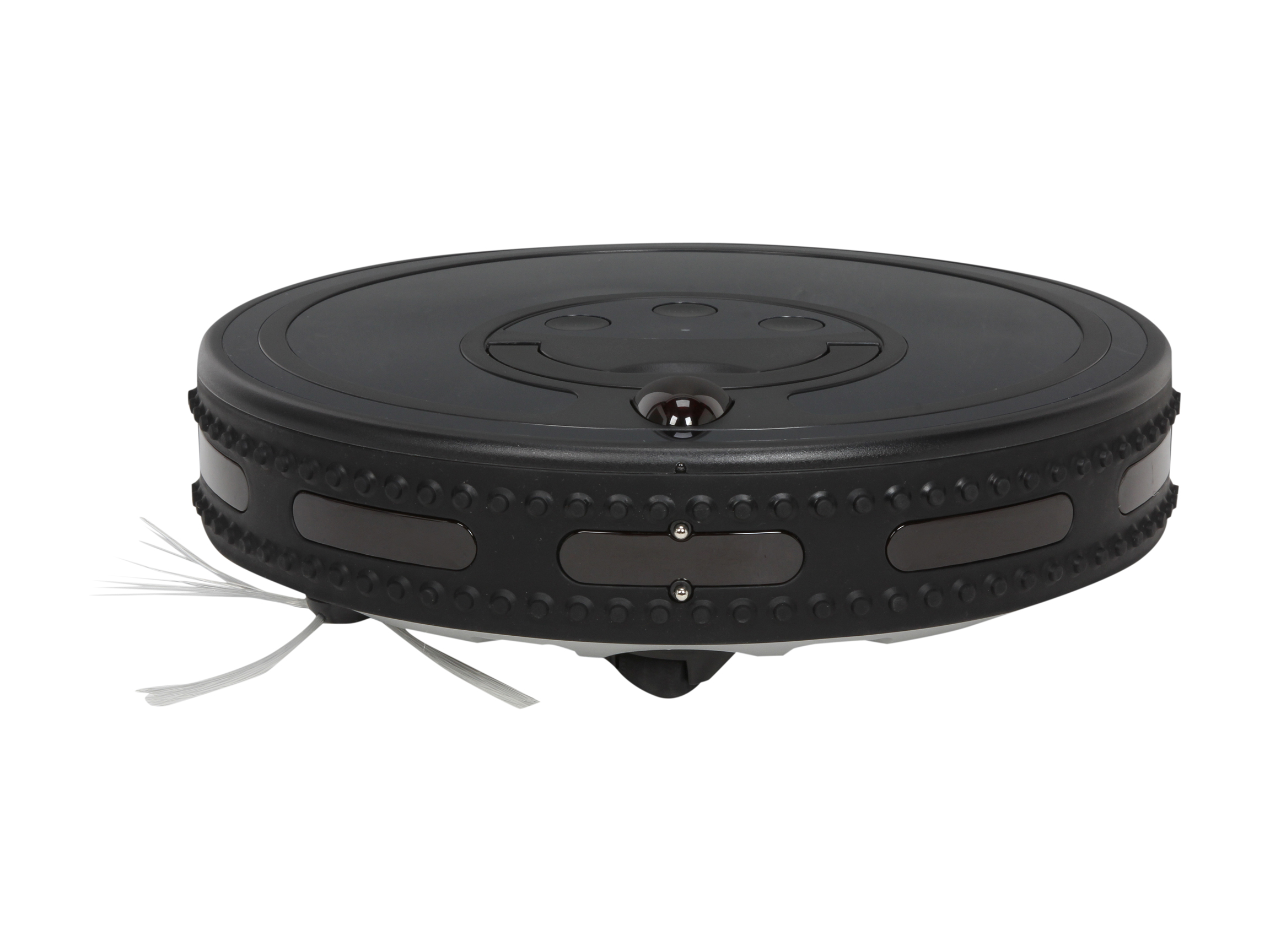 Infinuvo HOVO510 Hovo Robotic Vacuum with home base, scheduler, virtual blocker, and LCD remote, by Metapo