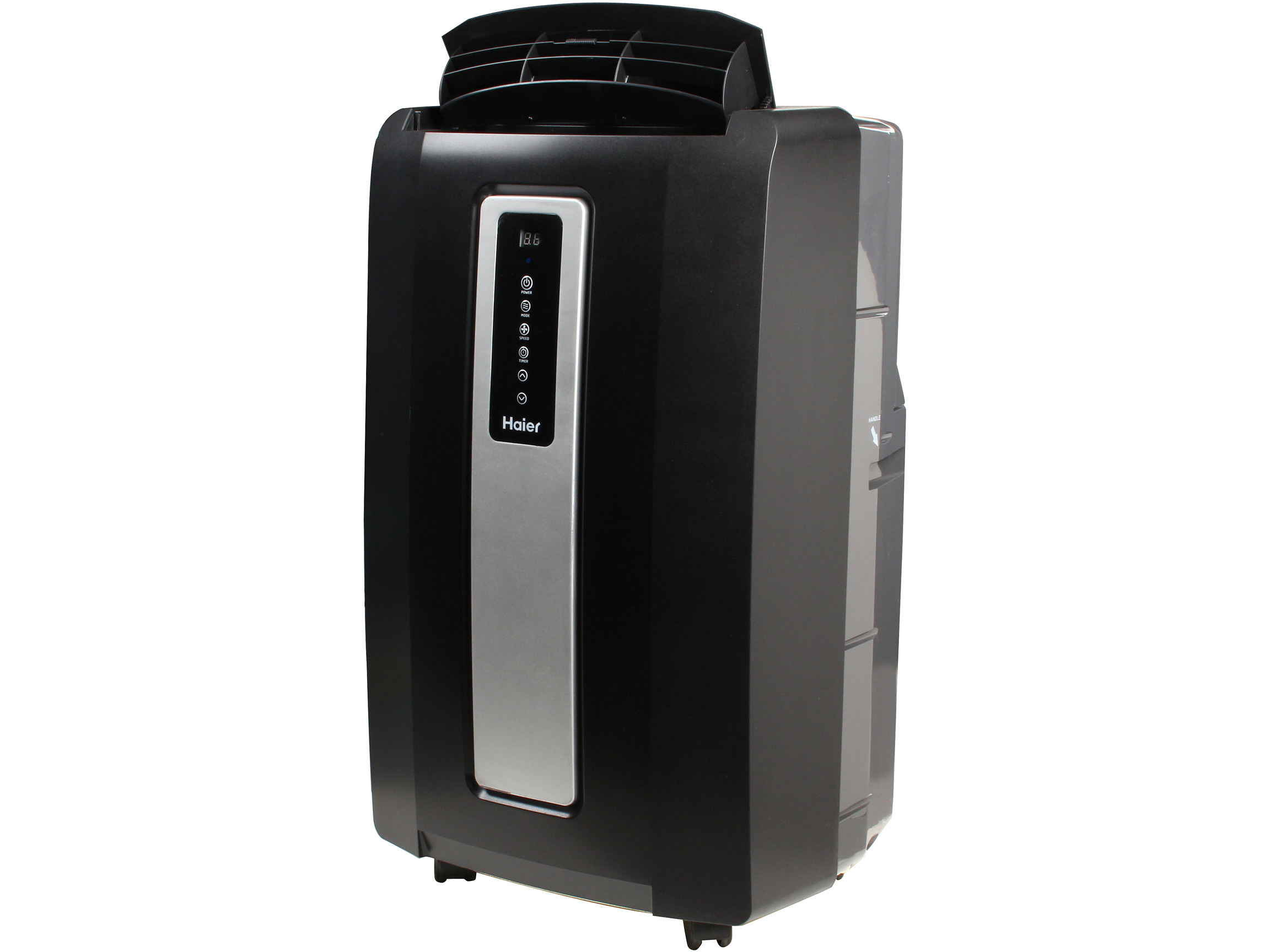 Refurbished: Haier 12 000 BTU Portable Air Conditioner HPF12XCM LB  #6B6460