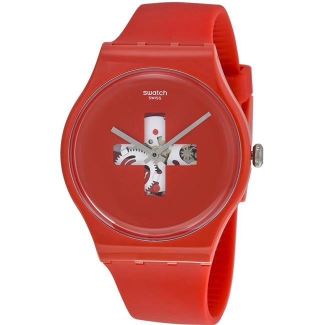Swatch Quartz Analog Men's Watch