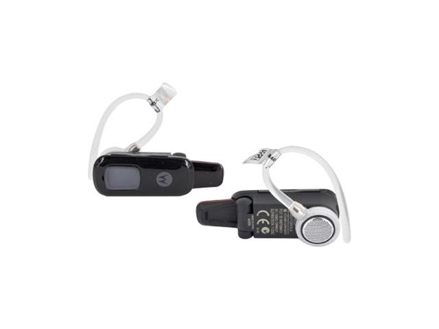 Motorola HX550 Universal Bluetooth Headset Black 89484N