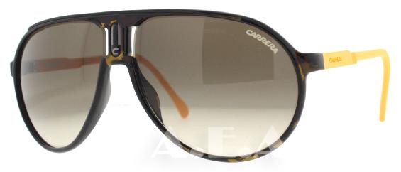 faaeb4396f Carrera CA CHAMPION RUBBER D2ICC Black Orange Men s Sunglasses on ...