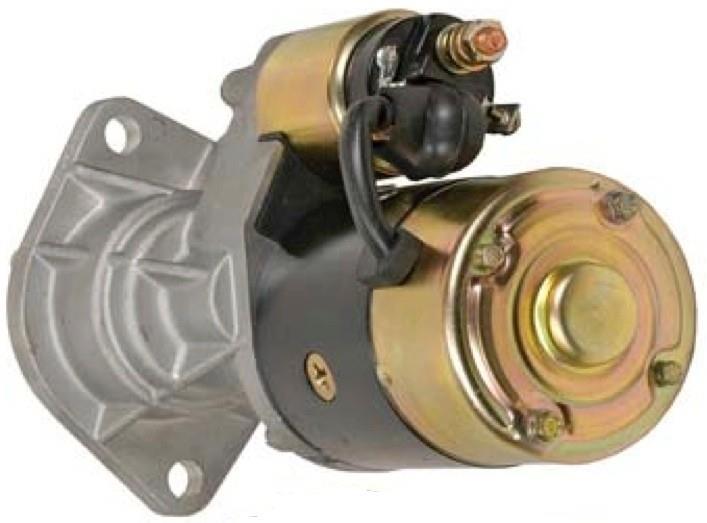 STARTER MOTOR FITS JOHN DEERE SKID STEER 575 675 675B 4TNA82 YANMAR ENGINE S13 41