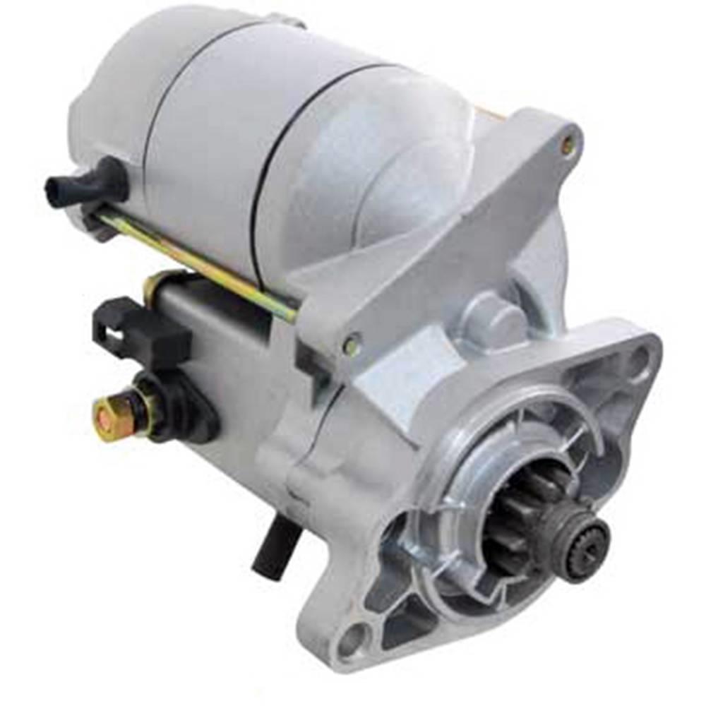STARTER MOTOR FITS KUBOTA VARIOUS EQUIPMENT V1200 ENGINE 19883 63011 16617 63011 19883 63011 16617 63011 1988363011 1661763011