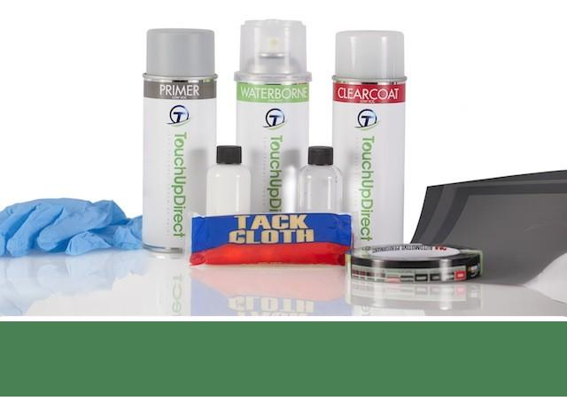 1987 Ford Truck Automotive Aerosol Spray Paint   Premium Package   Alpine Green Metallic Clearcoat 42/6176