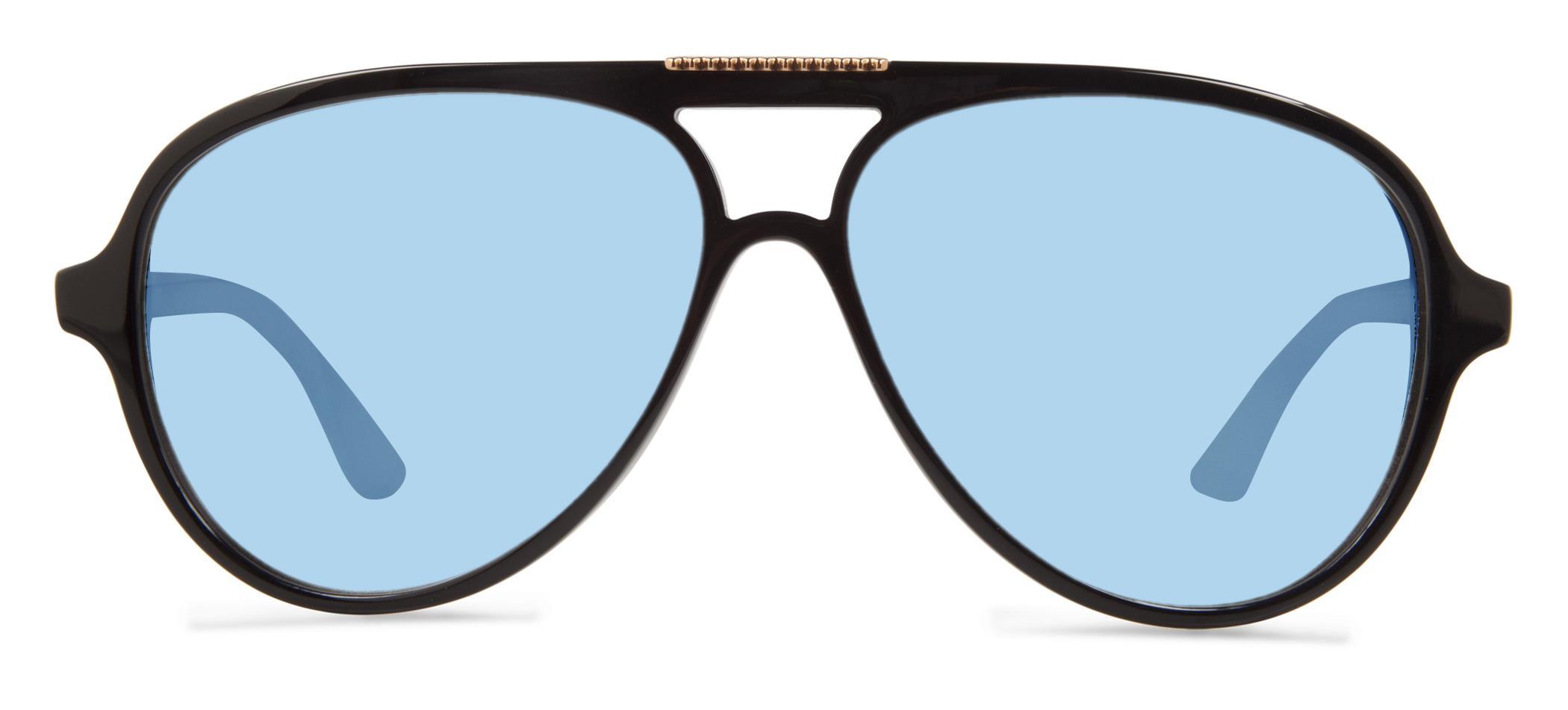 62f9aea214 New REVO RE 1015 01 GBL PHOENIX Sunglasses Black Blue Water Polarized  Aviator