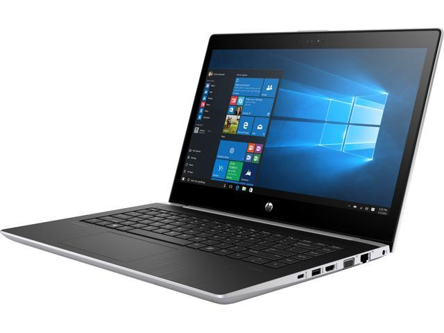 HP ProBook Intel i5-8250U (1.60 GHz) 14 inch Non-touch Screen Laptop w/ 8GB Memory, 256GB SSD, Intel UHD Graphics 620