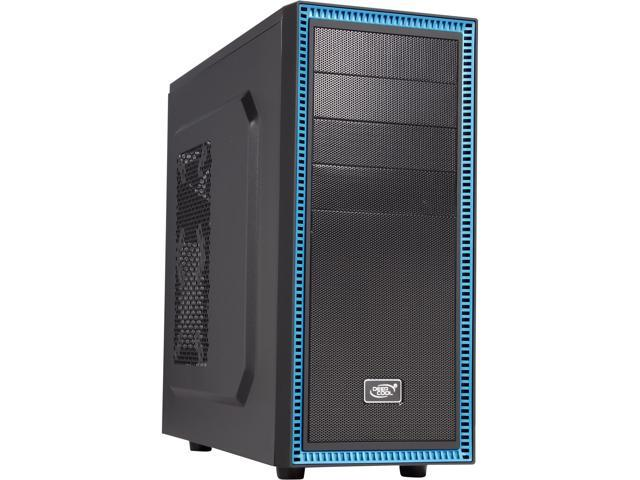 DEEPCOOL TESSERACT BF SGCC+PLASTIC+RUBBER COATING ATX Mid Tower Computer Case