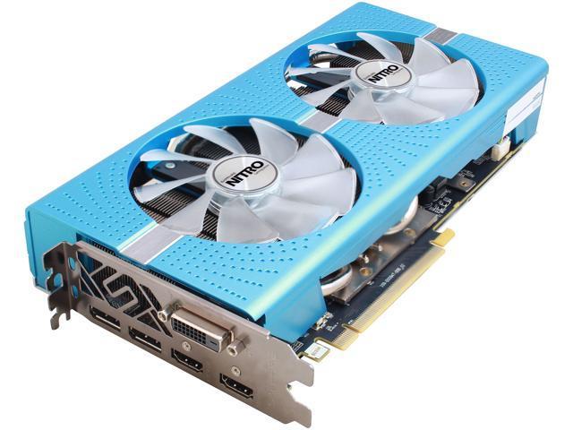 Sapphire Radeon NITRO+ RX 580 8GB GDDR5 PCI-E Dual HDMI / DVI-D / Dual DP  w/ Backplate SPECIAL EDITION (UEFI), 100411NT+8GSEL - Newegg com