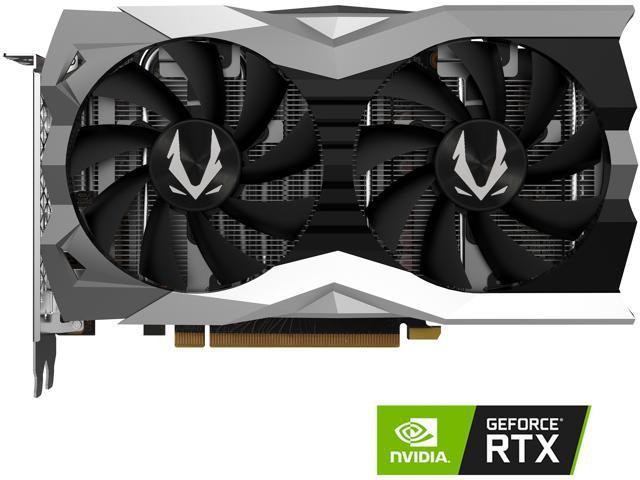 ZOTAC GAMING GeForce RTX 2060 AMP 6GB GDDR6 192-bit Gaming