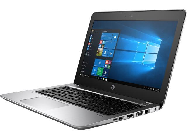 HP ProBook 430 G4 (Y9G06UT#ABA) Intel Core i7 7500U (2.70 GHz) 13.3 inch Laptop, 8GB Memory, 256GB SSD, Intel HD Graphics 620