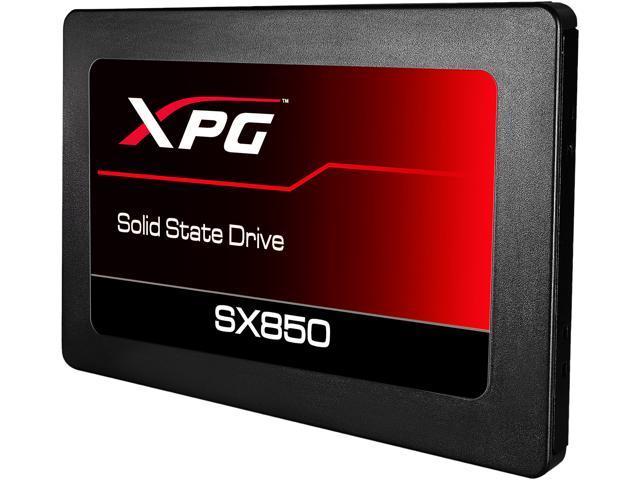 ADATA XPG SX850 2.5 inch 128GB SATA III 3D NAND Internal Solid State Drive (SSD) SSD-SX850-128G