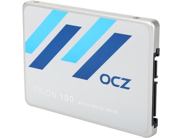 "OCZ Trion 100 2.5"" 240GB SATA III TLC Internal Solid State Drive (SSD) TRN100-25SAT3-240G"