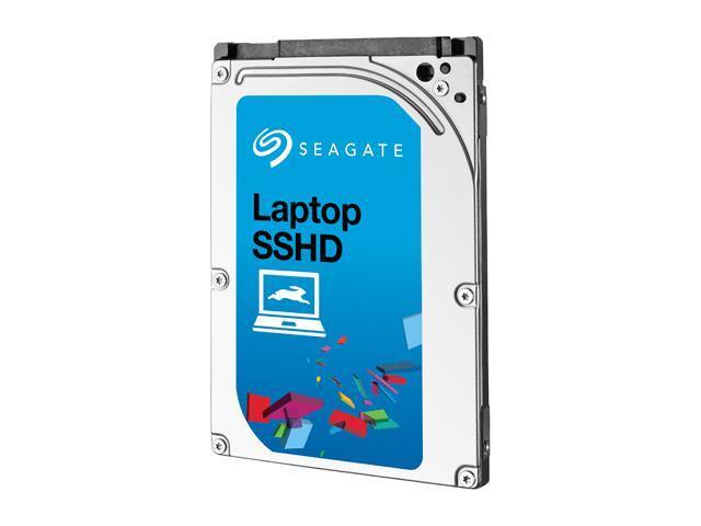 "Seagate ST1000LM014 1TB SATA 6.0Gb/s 2.5"" Laptop SSHD Bare Drive"