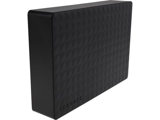 Seagate Expansion 8TB USB 3.0 3.5 inch Desktop External Hard Drive STEB8000100, Black