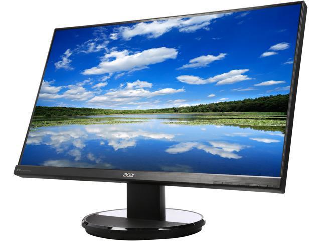 Acer K2 Series K272hul 27 Quot Wqhd 2560 X 1440 2k Ips 4ms